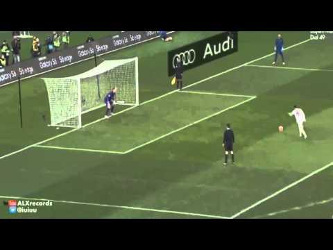 Adam Ljajic scored a stupidly good panenka for Roma vs City 2015 [FULL]