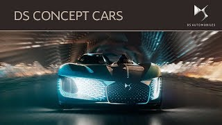 Concept Cars | The Reveal DS X E-Tense