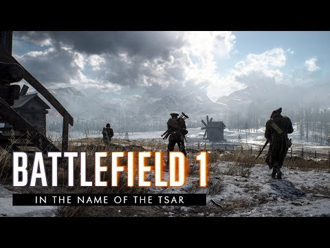BATTLEFIELD 1 LIVESTREAM: Fedorov Simulator (PS4 Pro) Conquest and Operations Gameplay