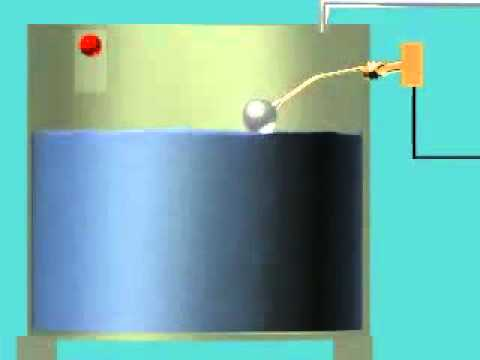 Valvula flotador youtube for Estanque de agua potable easy