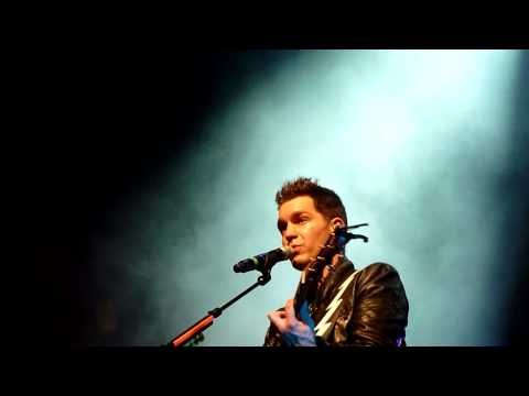 Andy Grammer - Crazy Beautiful - HOB Boston 4/7/13