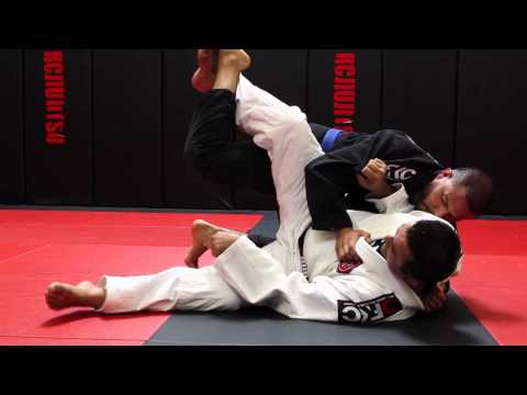 Jiu Jitsu Techniques - Tornado Sweep From Side Control Image 1