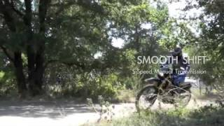 QLINK Dual Purpose Motorcycle - XP 200