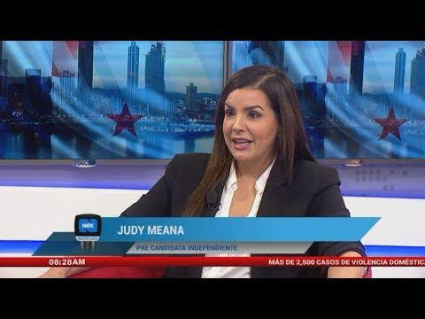 Entrevista a Judy Meana, pre candidata independiente