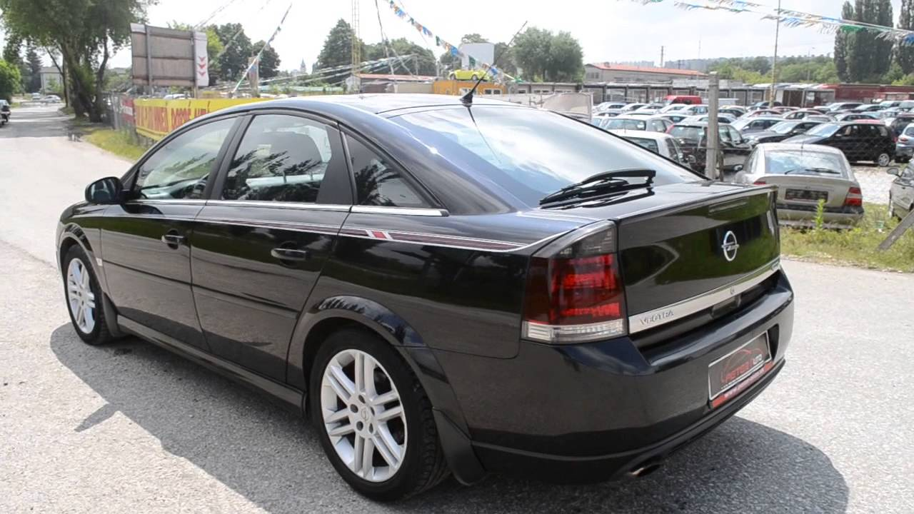 opel vectra gts 2 2 dti 16v a t youtube