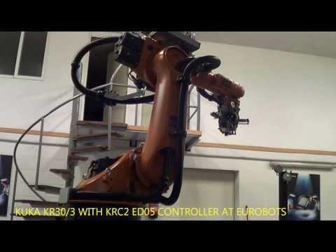 KUKA KR60-3 industrial robot
