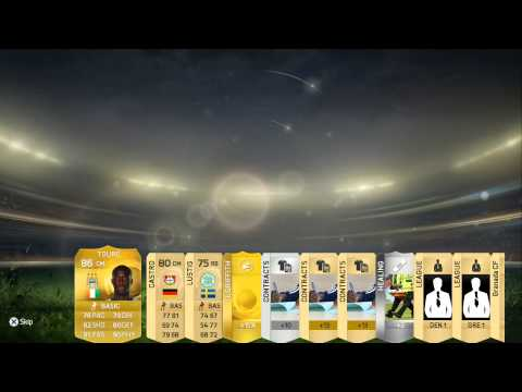 FIFA 15 Pack Opening Yaya Toure