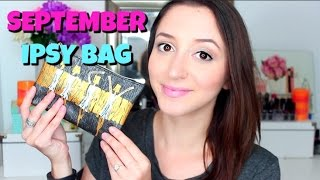 UNBOXING SEPTEMBER IPSY BAG | BATTLE OF THE BOXES?