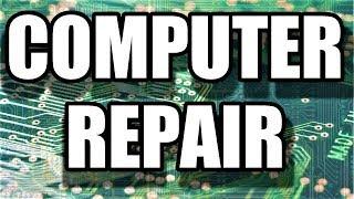 Computer Repair - LIVE!