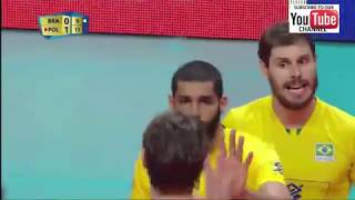 Brazil vs Poland GOLD MEDAL MATCH - Men World Championship 2018 FINAL- Full Match Highlights - HD
