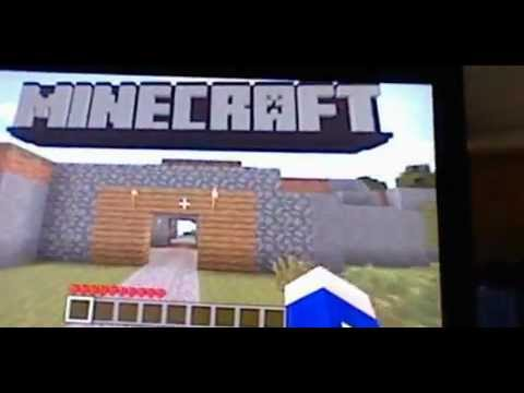 Minecraft Xbox 360 Edition Tutorial World Easter Egg