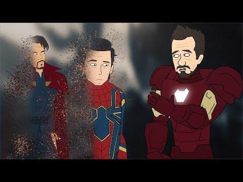 Прощайте, Мстители! / Война Бесконечности