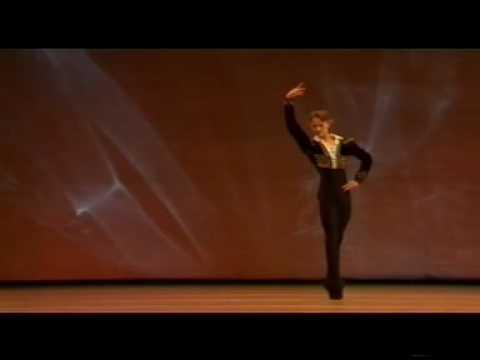 Ballet Don Quixote Basil by Daniil Simkin