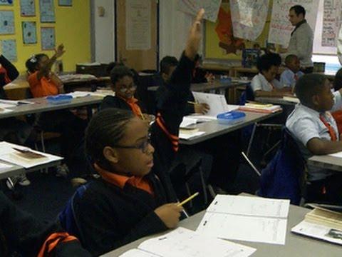 Charter school showdown in New York City