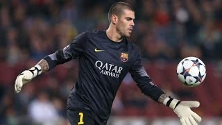 Victor Valdés●Great Best Saves●FC Barcelona●ᴴᴰ
