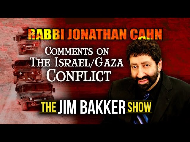 Rabbi Cahn Comments on the Israel/Gaza Conflict
