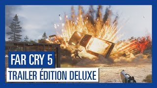 Far Cry 5 - Trailer Édition Deluxe [OFFICIEL] VOSTFR HD