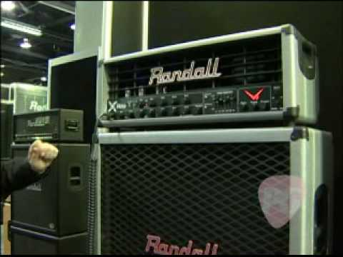 Randall Amps - Kirk Hammett, Michael Amott
