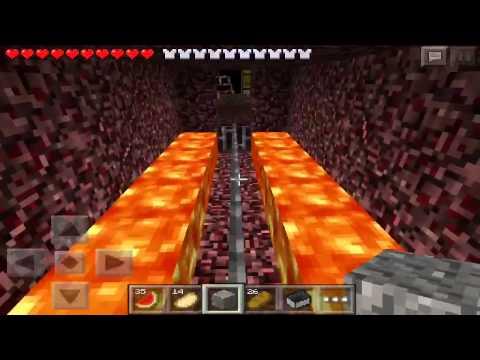 Minecraft PE: DE REGRESO AL INFIERNO