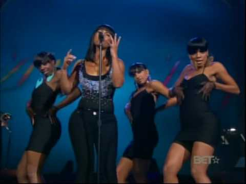 Alicia Keys Feat. SWV &amp; En Vogue &amp; TLC (live) HQ