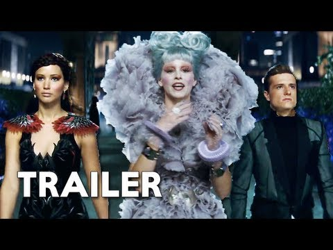The Hunger Games Catching Fire - Teaser Trailer