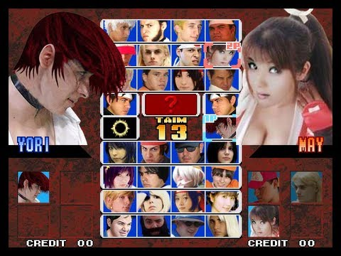 The King of Fighters '99 - Live Action