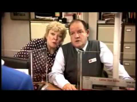 Post Office Advert: 'Travel Money' feat. Keith Harris & Orvill - 'The People's Post Office'