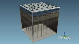 Chesapeake Energy horizontal drilling method
