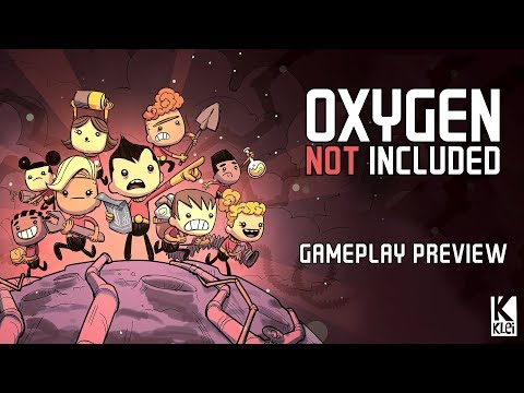 OXYGEN NOT INCLUDED - СТАЛ БОЛЕЕ ХАРДКОРНЫМ