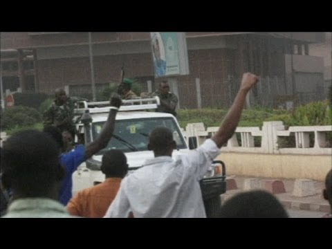 Mali coup witness describes looting