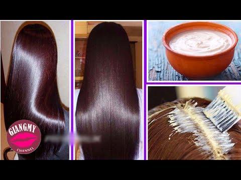Как сделать чтобы волосы были гладкие и тяжелые 693
