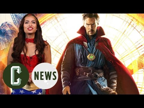 Doctor Strange Opens Big at the International Box Office | Collider News