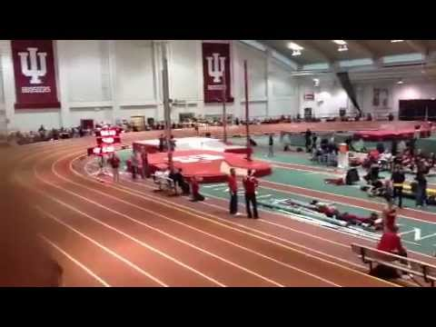 Indiana DMR Runs 9:29.12 World Leader At Hoosier Hills Invite 2012
