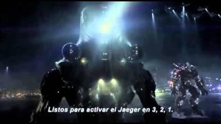 Del Toro presentó Titanes del Pacífico