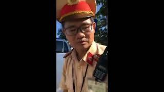 CSGT Quảng Nam, Bắn tốc độ, ko cho xem hình ảnh vi phạm, chỉ nói mồm, đòi kiểm tra giấy tờ