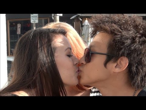 How To Kiss Girls In 2014! (kissing Prank) video
