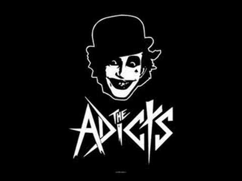 Viva La Revolution- The Adicts