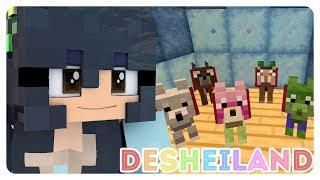"""🐺 NGUMPULIN WOLF ANEH2 😂"" | Ep.30 | Minecraft Desheiland S3"