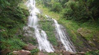 Langanan Waterfall of Poring
