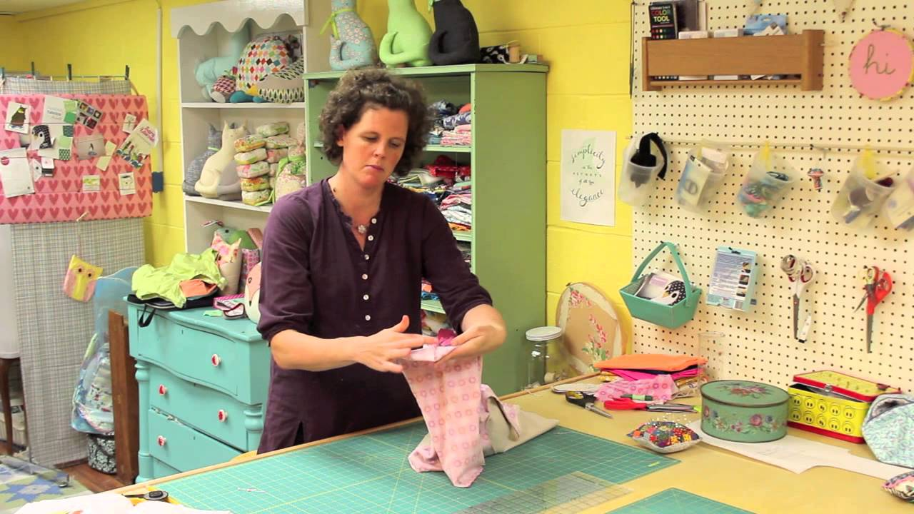 Sewing to sell quick cool grocery bag youtube for Sewing to sell at craft fairs