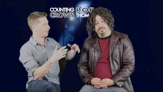 ROB THOMAS | COUNTING CROWS ADAM DURITZ ON TOUR! CONCERT INTERVIEW!