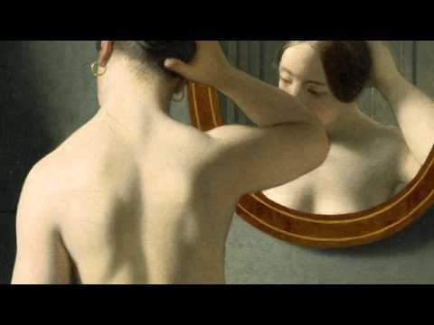 Poul Schülein Talks About Eckersberg's a Nude Woman Doing Her Hair Before A Mirror, 1841 video