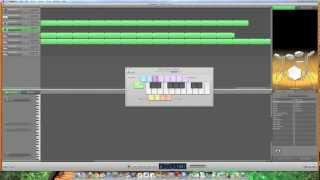 Garage Band (Beginner Tutorial) HD Tutorial#1