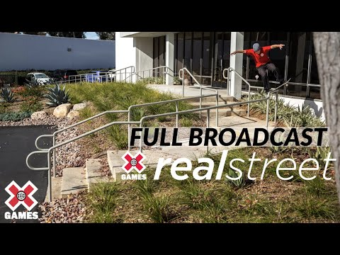 Real Street 2020: FULL BROADCAST | World of X Games
