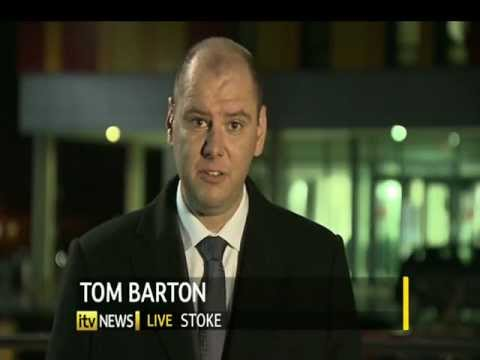 Tom Barton, ITV News, M6 Tragedy