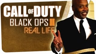 Call of Duty Black Ops 2 Real Life Teil 3 (ApeCrime Let's Play)