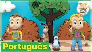 O Ouriço Ploc Ploc | Magusto - S. Martinho | Canções Creche Pré-Escolar | BBtwins | Português
