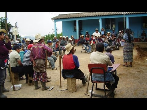 UTV: Facilitadores Judiciales en Gracias, Lempira