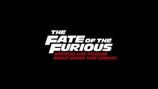 The Fate of the Furious - In Theaters April 14 - Official Trailer Tease (HD) by : Fast & Furious