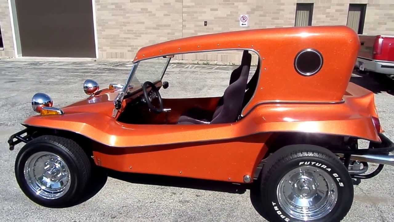 1973 VW Buggy Street Buggy-Street Legal-Summer Fun-for ...